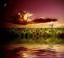A dusky serenade by Colleen Milburn