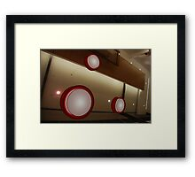 Hanging out at Tweed City Framed Print