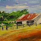In the Country by gillsart