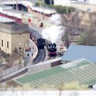 Toy Town Keighley by druidsnectar