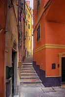 "Lerici - Tipical ""Carobbio"" (Alley) by paolo1955"