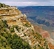 The Grand Canyon by Paul Gitto