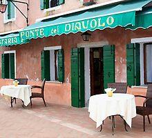 Dining al fresco by hjaynefoster