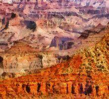 Grand Canyon - Kabob Trail by Mike  Savad