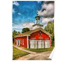 Fireman - The Fire house Poster