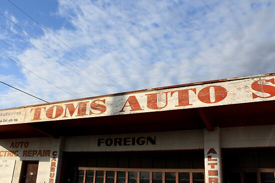 Tom's Auto  by Forest Snowden