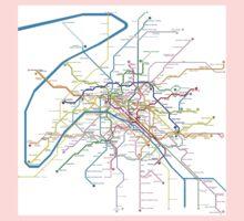 Paris Metro Kids Clothes