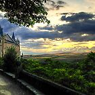 Alcazar sunset, Segovia Spain by Eros Fiacconi (Sooboy)