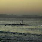 Wave Watcher by Julius C Montes