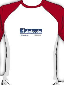 fakeboobs T-Shirt