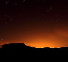 Machrie Star Trails by jaypeekay