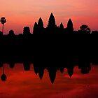 Angkor Wat by aaronsmith