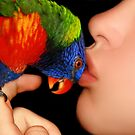 A Loving Kiss  by Sarah Jennings