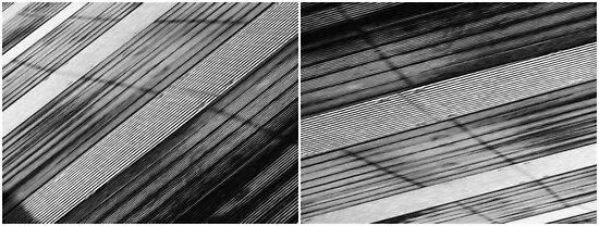 Floating Bridge (diptych 5/6) by Lenka