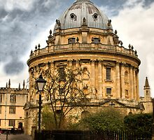 The Radcliffe Camera, Oxford by Karen Martin