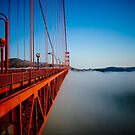 Golden Gate morning . . .  by Tom  Marriott
