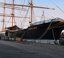 Tall Ship Peking ! by pmarella