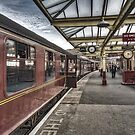 Platform 4 by shutterjunkie