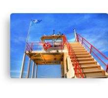 Merrimac Ferry 2 Canvas Print