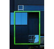 Windows, framed Photographic Print
