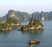 Halong bay view by shkyo30