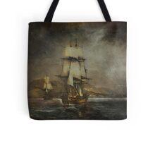 Sea stories. Tote Bag