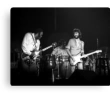 Freddy King & Eric Clapton Canvas Print