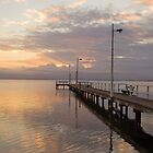 Lake King, Gippsland by Leanne Nelson