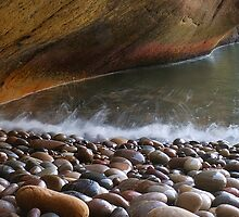 Boiling Pebbles by Jim Robertson