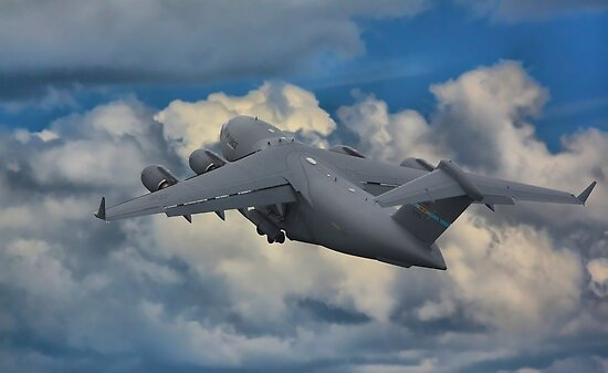 globemaster  by tony  babcock