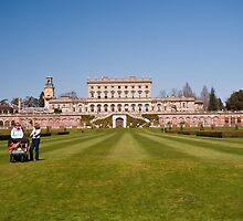 Cliveden House No2: Maidenhead, Buckinghamshire, UK. by DonDavisUK