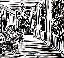 verandah by Loui  Jover