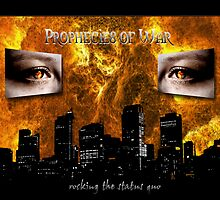 "Prophecies of War Poster 11"" x 14"" by PropheciesofWar"