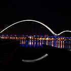 Infinity Bridge, Stockton on Tees by dougie1page2