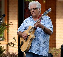 Larry Coryell (II) by JpPhotos