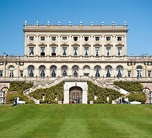 Cliveden House Detail Close-Up by DonDavisUK