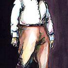 My Heros Have Always Been Cowboys by Deb Miller
