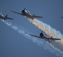 TYABB AIR SHOW 2 by Peter Kewley