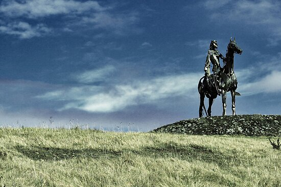 The King of Tyrconnell: Hugh Roe Ó Donnell by rickvohra