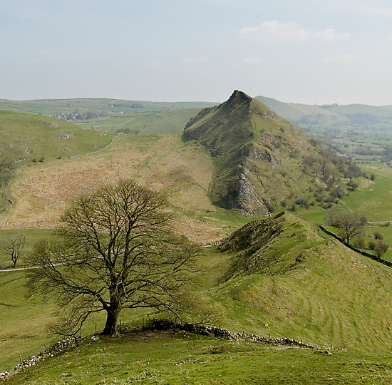 Parkhouse Hill: The Peak District by Steven  Lee