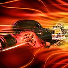Hot Rod to Hell by Stuart Baxter