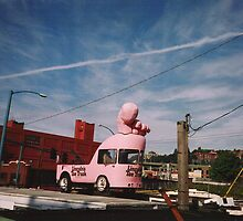 The Toe Truck, Seattle by ravensquawk