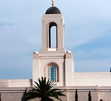 Newport Beach LDS Temple by mgwallace