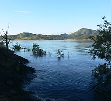 Lake Moogerah by PhotosByG