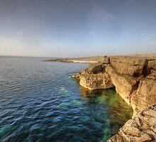 Fanore coastline by John Quinn
