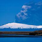 Eruption on Eyjafjalla Glacier #7 by Stefán Kristinsson
