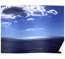 """Day Break"" - Letojanni, Sicily Poster"