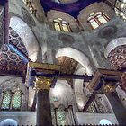 Inside a Cairo Mosque by Michael Stiso