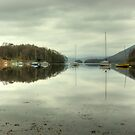 Coniston Morning Reflections by VoluntaryRanger