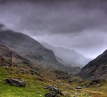 Pen-Y-Pass by Matt Jenner